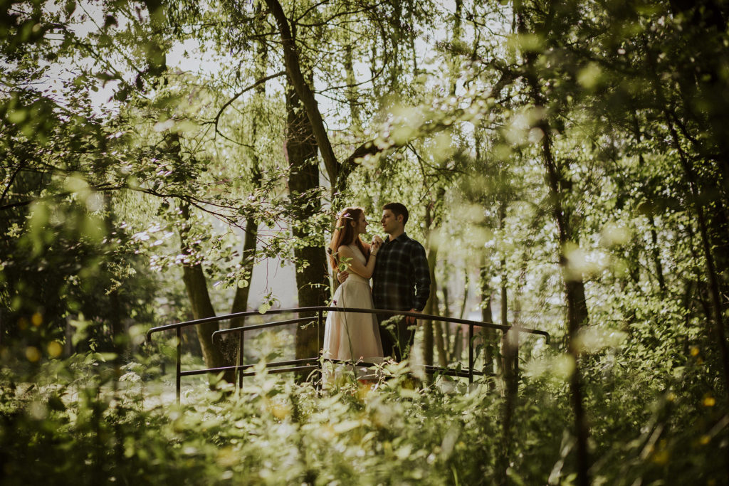 romantyczne zdjęcia opole