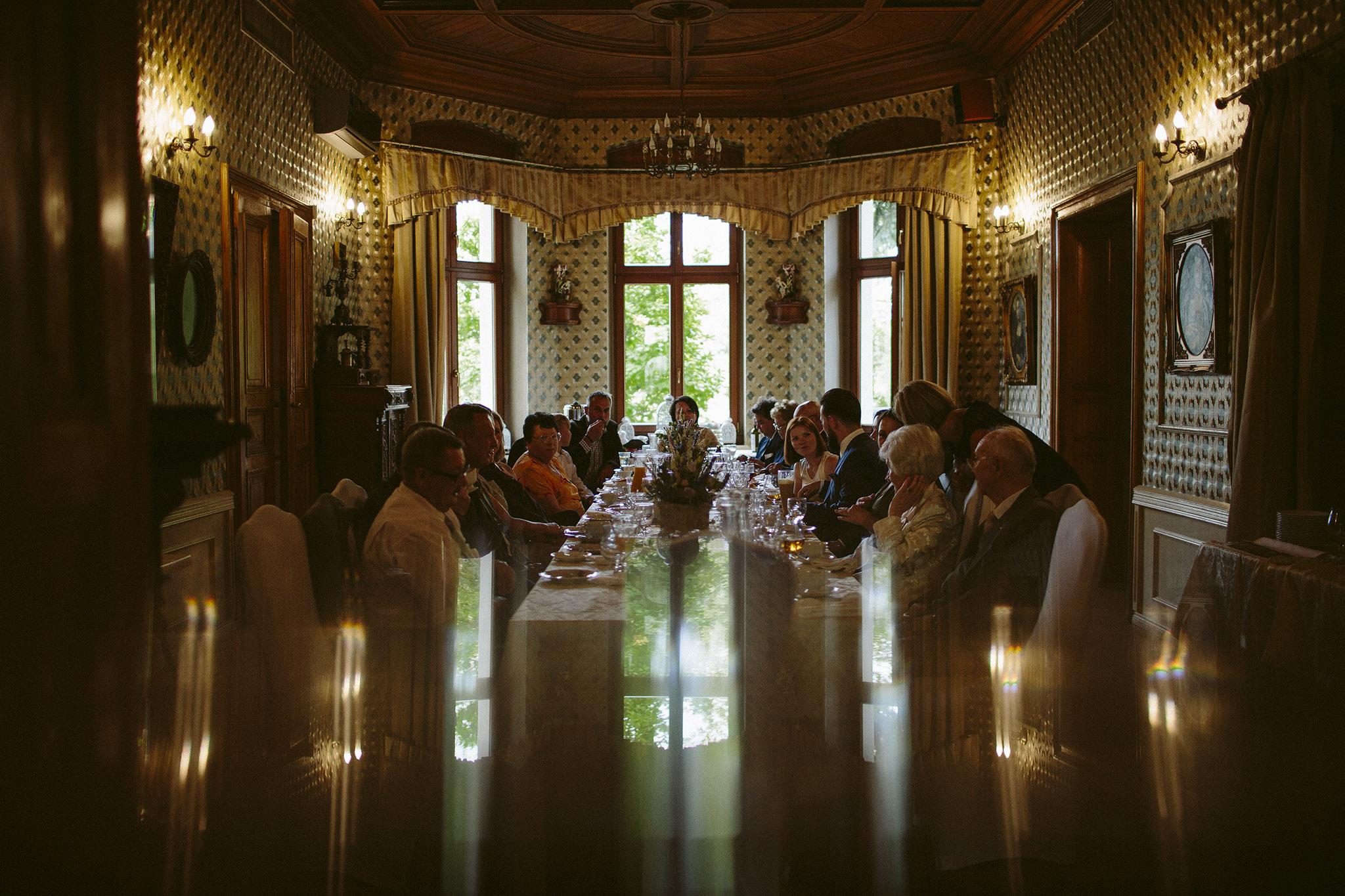 obiad weselny opole