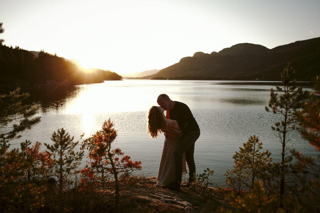 sesja zakochanych norwegia