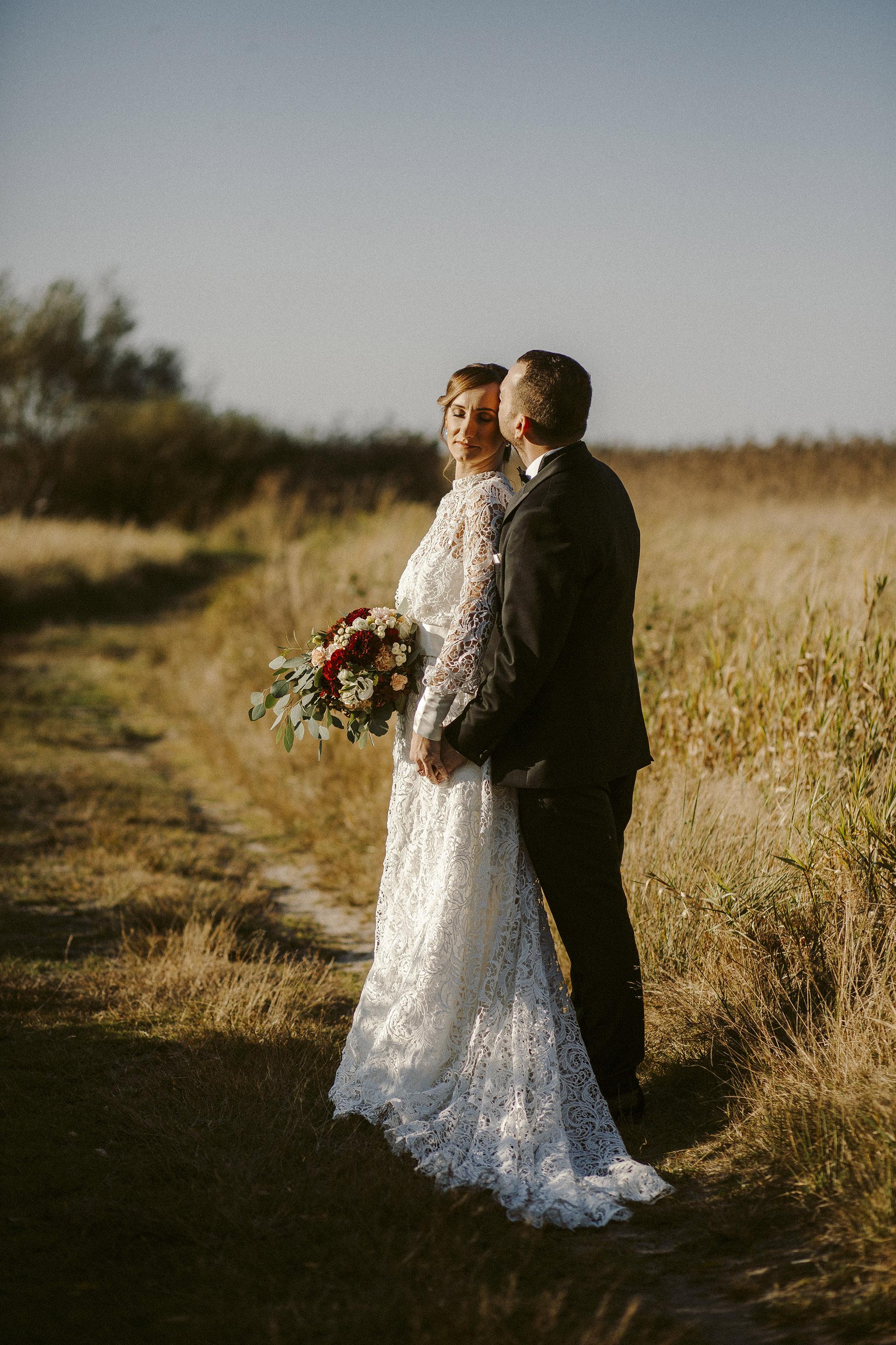 jesienne wesele