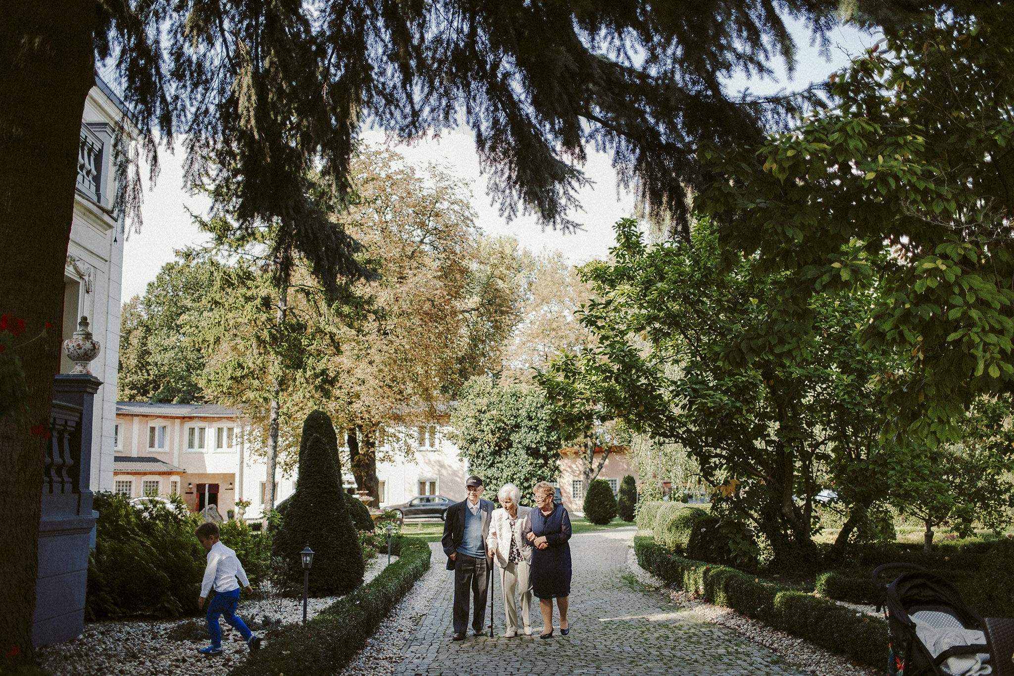 villa park opole