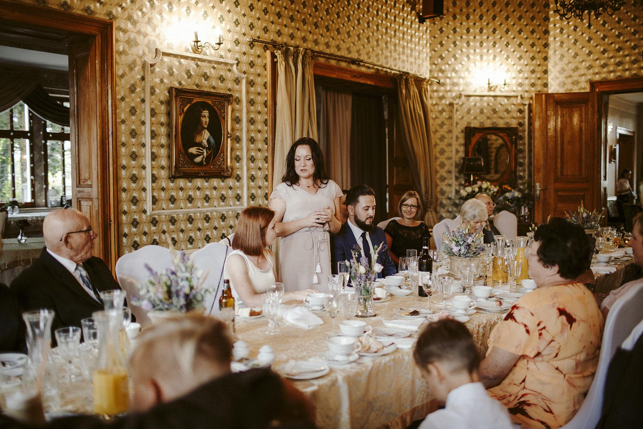 przemowa weselna